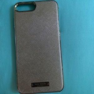 iPhone 8+ Kate spade case